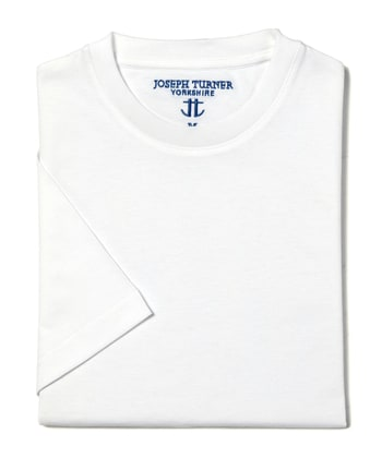 Cotton T-Shirt - White