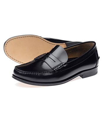 Princeton Loafer - Black