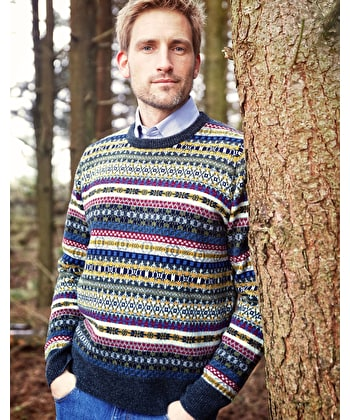 Fair Isle Jumper - Fair Isle Multicolour