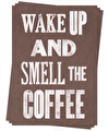 Smell the Coffee - Postcards