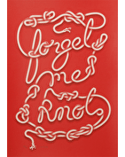 Forget Me Knot - Red