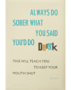 Always Do Sober