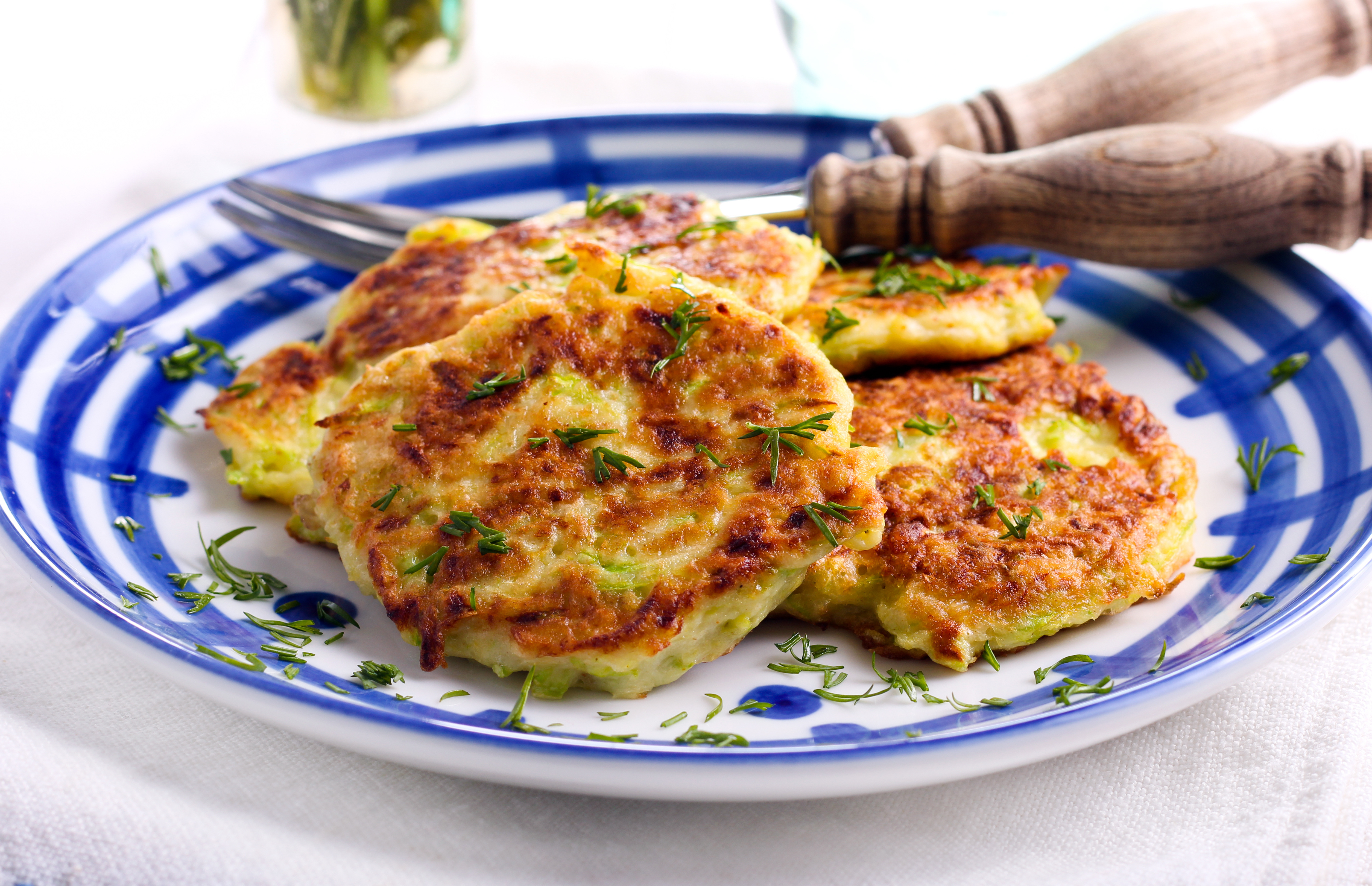Courgette Frittas
