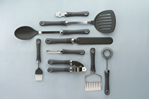 Getting to grips with kitchen tools