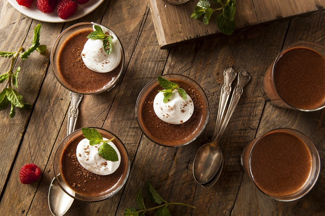 Vegan Chocolate Mousse