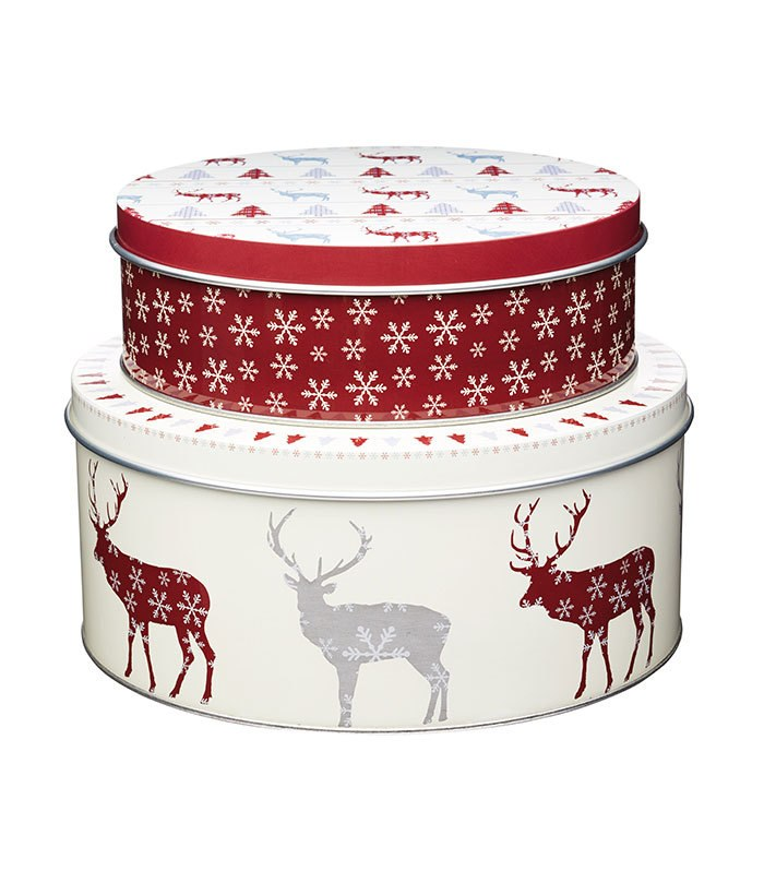 Getting that festive feeling is a piece of cake