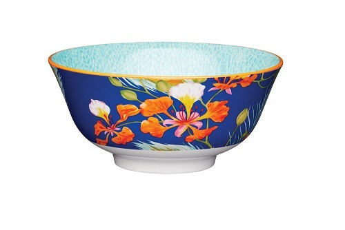 Brand new! Vibrant collection of bowls