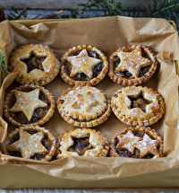 Christmas is...Mum's mince pies! #christmaswithKC
