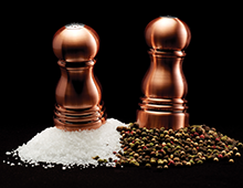 Salt, Pepper, Herbs & Spices