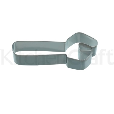 KitchenCraft 12cm Spanner Shaped Cookie Cutter