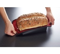 Master Class Smart Silicone 22cm x 10cm Flexible Loaf Pan