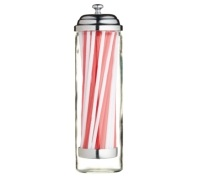 World of Flavours Stateside Straw Dispenser