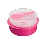 KitchenCraft Pink Salad Box