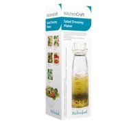 KitchenCraft Acrylic Salad Dressing Shaker