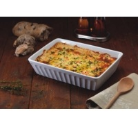 World of Flavours Italian Large Lasagne / Baking Dish