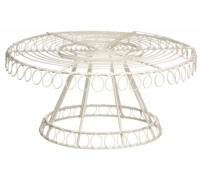 Classic Collection Footed Wire Cake Stand