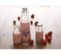 Home Made 320ml Milk Bottle