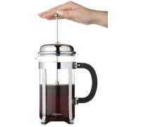 Le'Xpress 8 Cup Chrome Plated Cafetiere