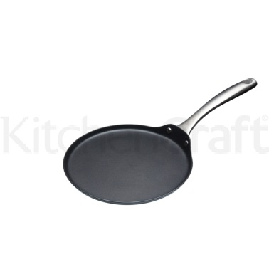 MasterClass Induction Ready 24cm Crêpe pan