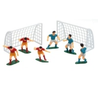 Sweetly Does It Football Cake Toppers