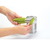 Colourworks Green Can Opener with Soft Touch Handle