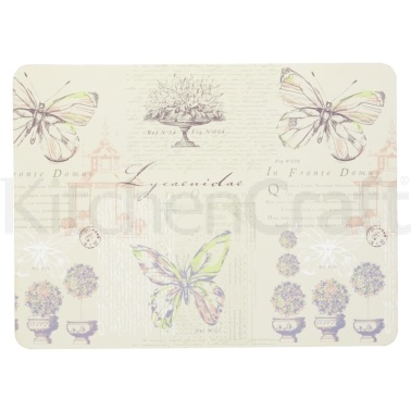 Coolmovers Butterfly Lane Set of 4 Laminated Placemats