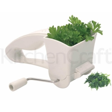 KitchenCraft Plastic Herb Mill / Mint Cutter