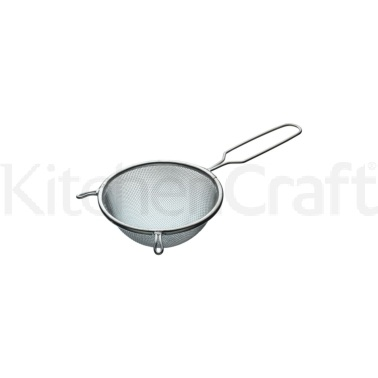 Kitchen Craft Tinned 14cm Round Sieve