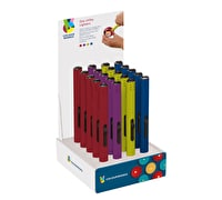 Colourworks Display of 20 Slimline Gas Lighters