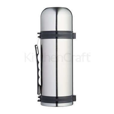 Master Class Stainless Steel 1.5 Litres Vacuum Flask