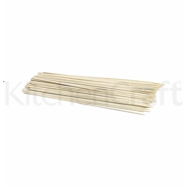 KitchenCraft 20cm Bamboo Skewers