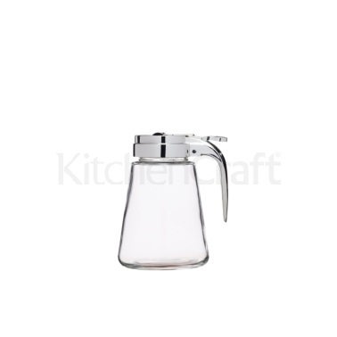 Kitchen Craft Glass Syrup Pourer