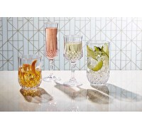 BarCraft Acrylic 200ml Wine Glass