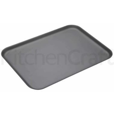 MasterClass Non-Stick Hard Anodised 42cm Baking Tray