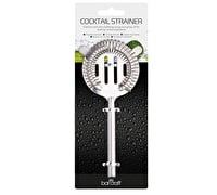 BarCraft Stainless Steel Cocktail Strainer