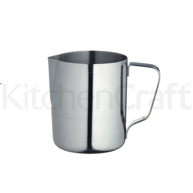 Kitchen Craft Stainless Steel 600ml Jug