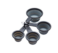 MasterClass Smart Space Collapsible Baking Measure Cups