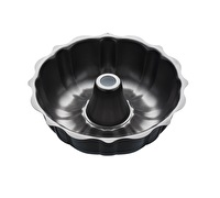 MasterClass Non-Stick 25cm Fluted Ring Cake Pan