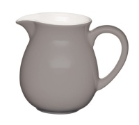 Natural Elements Stoneware Milk Jug