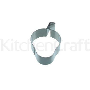 KitchenCraft 8cm Strawberry Shaped Cookie Cutter