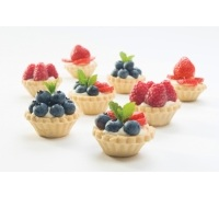 KitchenCraft Non-Stick Mini Fluted Tart Pan