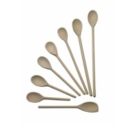 KitchenCraft Beech Wood 20cm Spoon