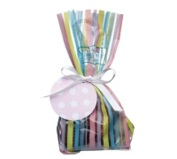 Sweetly Does It Stripes Treat Bag Kit