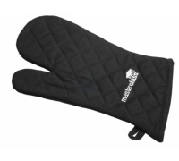 Master Class Deluxe Professional Black Single Oven Glove