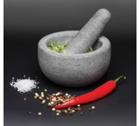 MasterClass Granite Mortar & Pestle