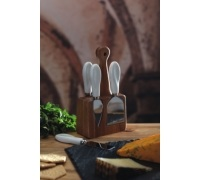 MasterClass Appetiser Cheese Knife Set