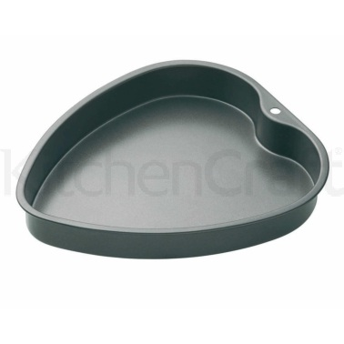 MasterClass Non-Stick Heart Shaped Cake Pan