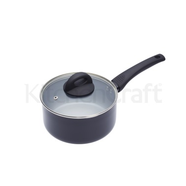 Master Class Ceramic Non-Stick Induction Ready 18cm Saucepan