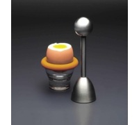 MasterClass Stainless Steel Egg Topper