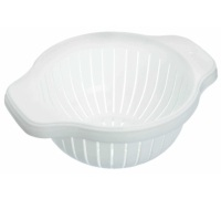 Kitchen Craft White 20cm Colander
